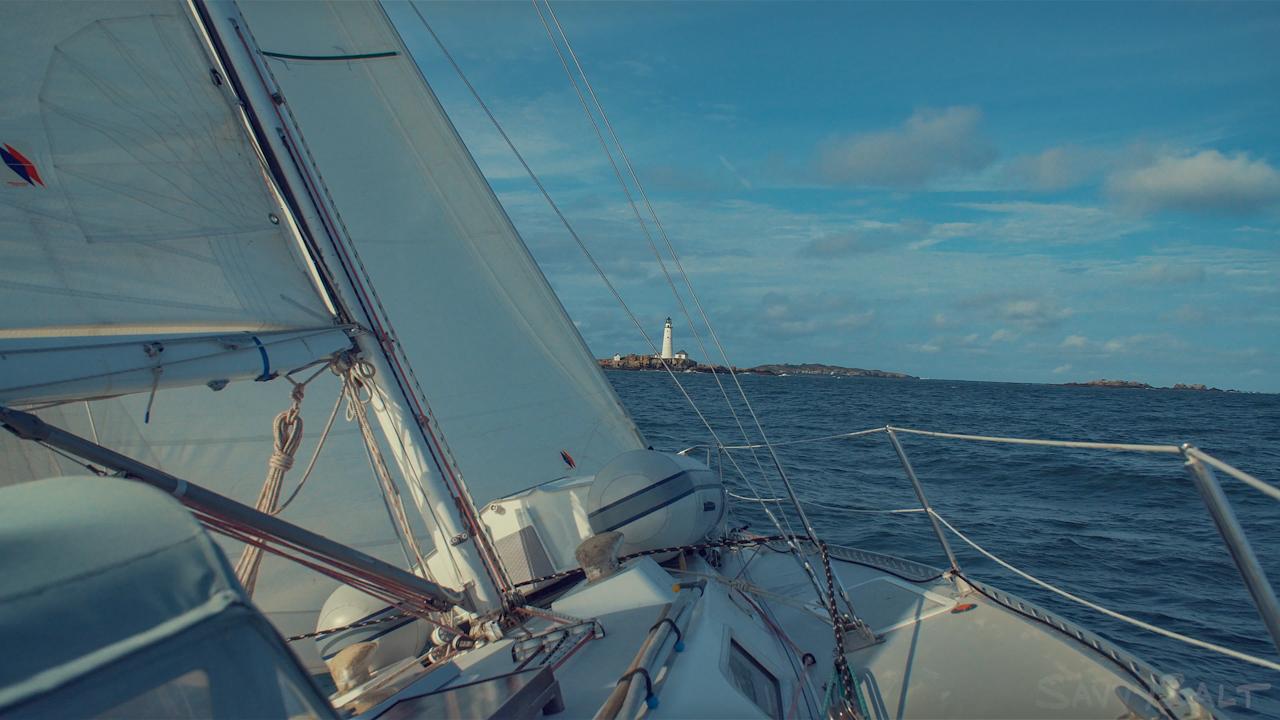 Block Island Sailing Weekend